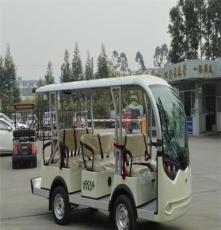 江蘇供應電動觀光車 11座敞開式景區游覽車