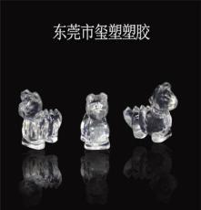 玩具裝飾品 動物形燈飾配件 廠家定制水晶工藝品