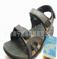 批发正品 越南鞋 纳维戈NAVIGO 凉鞋、人字拖鞋、沙滩鞋343 男