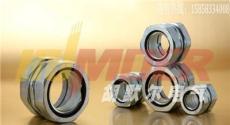 胡默爾電氣高品質卡簧自固式接頭,金屬軟管接頭 防護等級IP65 優質加厚型鋅