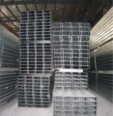 供甘肃酒泉C型钢和嘉峪关热镀锌C型钢厂
