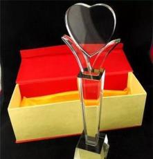供應水晶禮品 西安水晶獎杯制作 專業k9高純度獎杯 西安獎杯廠家
