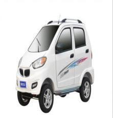 耀隆電動汽車龍行二代 四輪電動轎車  老年代步車