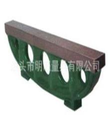 可按用户需要定做桥型平尺,铸铁平尺