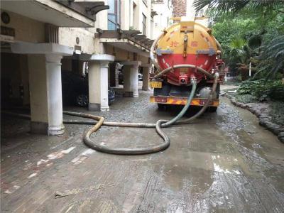 太原長治路高壓車低價清洗管道抽化糞池吸污