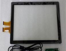 供應13.3寸多點電容觸摸屏緯拓光電