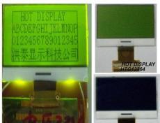 COG液晶顯示圖形點陣LCD-深圳市最新供應