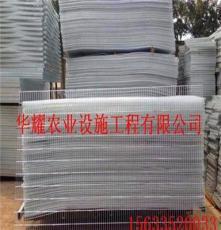 供应温室大棚防风固膜卡槽卡簧  4米和6米长度规格 压膜条专家