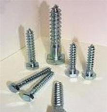 专业生产六角木螺钉