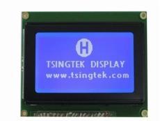 12864點陣圖形單色液晶 繼電保護行業 帶溫度補償