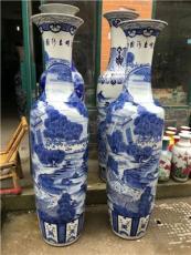 景德镇大花瓶 陶瓷大花瓶厂家 苏州定制陶瓷大花瓶