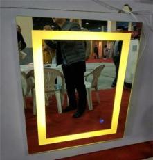生产供应高清浴室防雾镜 智能LED浴室镜