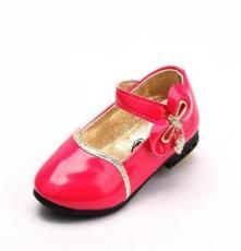 新款童鞋批发 女童单鞋方口皮鞋 公主鞋 跳舞鞋