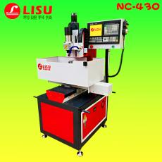 NC-430小型精密钻孔机 大孔径钻孔机床