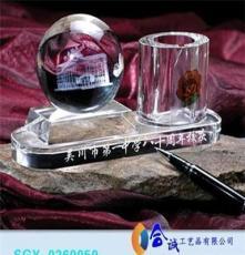 供應水晶臺歷 飾品 藝術禮品 節日贈品