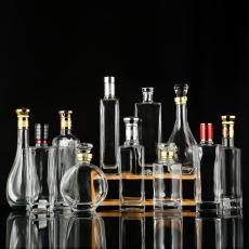 烤花玻璃瓶价格
