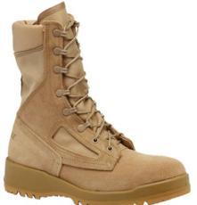 户外运动鞋美国百利威军靴 390 DES 沙漠热带战斗靴