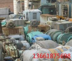 上海二手电动机回收 上海废旧电动机回收