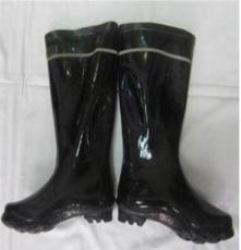 供甘肃临夏雨靴和兰州工矿靴认准双安