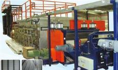 單向拉伸土工格柵生產線及技術