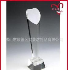 低價訂做水晶獎杯.水晶模型.順德直供水晶獎杯.