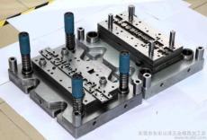 鄭州模具廠家-簡單概述沖壓模具加工的特點