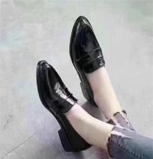 直銷2017秋冬新品時尚尖頭細跟短靴