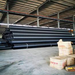 大口径排水排污管材规格齐全欢迎进店询价