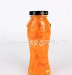 蘭溪金德食品代加工水果罐頭 林家鋪子 桔子罐頭