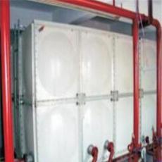 供青海德令哈玻璃钢水箱和玉树消防水箱详情