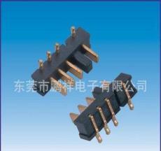 廣東2.5mm間距刺破式電池連接器生產廠家