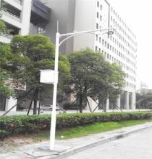 監控立桿、攝像機支架 太陽能監控桿 安防監控工程專用