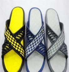 百卡路男士韩版时尚拖鞋 家居鞋 双层底拖鞋 舒适防滑耐磨