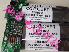 IGBT驱动板1SD536F2 2.5 3.3kV 电路板