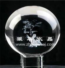 廠家直銷水晶球 水晶高爾夫球 水晶半球