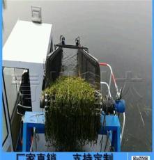 科大KD水上割草船 河道湖泊水库水葫芦打捞清理垃圾船
