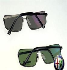 高档男士墨镜 偏光金属太阳镜 正品蛤蟆镜墨镜 代发货品牌太阳镜