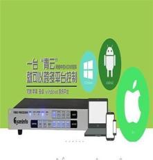 HDMI視頻網絡中控矩陣9進9出矩陣主機切換器
