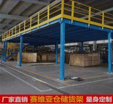 钢结构阁楼平台和焊接式平台区别