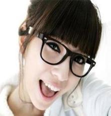 潮人复古米钉眼镜框 成人无镜片百搭眼镜
