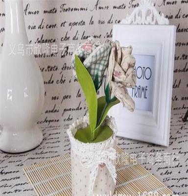 厂家直销竹炭花净化空气 布艺饰家,环保竹炭布艺花 有香味