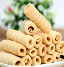 英記餅家 鮮奶蛋白蛋卷140g 澳門特產食品傳統點心糕點廠家批發