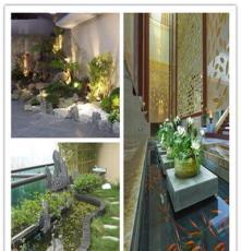 长沙酒店商业水景鱼池制作设计