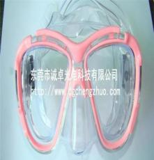 东莞玻璃厂家供应200度潜水眼镜玻璃镜片