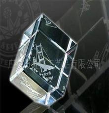 水晶工藝品 水晶方形鎮紙 水晶禮品鎮紙(來樣來圖定