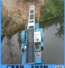 广东水葫芦打捞机械  打捞粉碎水葫芦价格 小型水面收割机械