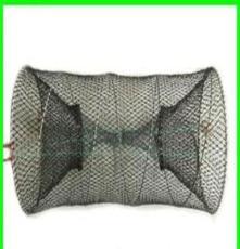 专业制作优质2011新款渔笼、弹簧笼、蟹笼等渔业用具