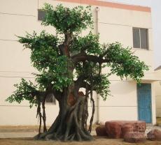 北京订做大型假树供应假树订做厂家