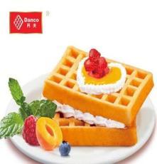 正宗丹夫华夫饼 西欧式糕点 休闲零食品 多口味 一箱5斤包邮