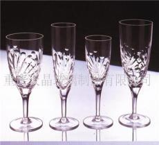 手工刻花玻璃杯